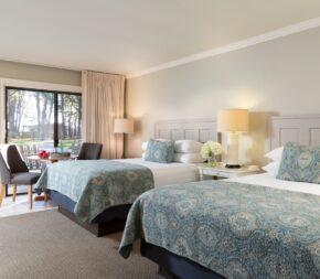 Queen Rooms, The Refuge Inn